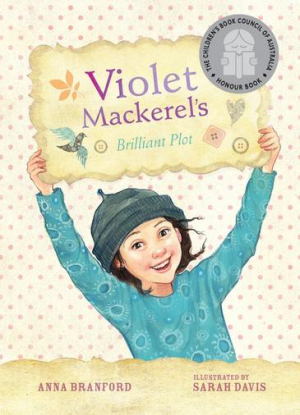 Violet Mackerel:  1 - Violet Mackerel's Brilliant Plot