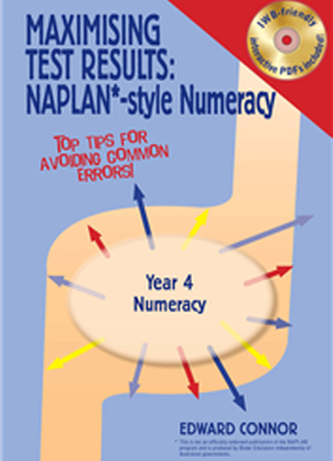 Maximising Test Results - Naplan*-style Numeracy:  Year 4