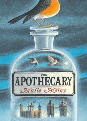 The Apothecary Trilogy:  1 - The Apothecary