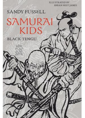 Samurai Kids:  8 - Black Tengu