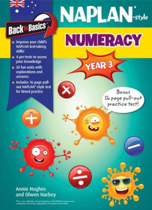 Back to Basics: Naplan* -style Numeracy: Year 3
