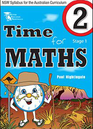 Time for Maths:   Year 2