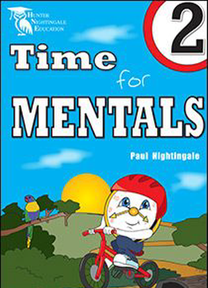 Time for Mentals:  Year 2