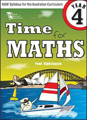 Time for Maths:   Year 4