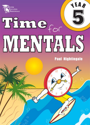 Time for Mentals:  Year 5