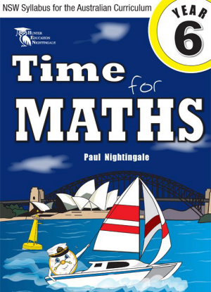 Time for Maths:   Year 6