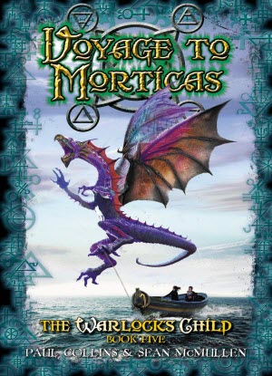 The Warlock's Child:  5 - Voyage to Morticas