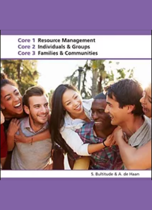 Community and Family Studies: Preliminary CAFS - Teacher Resource