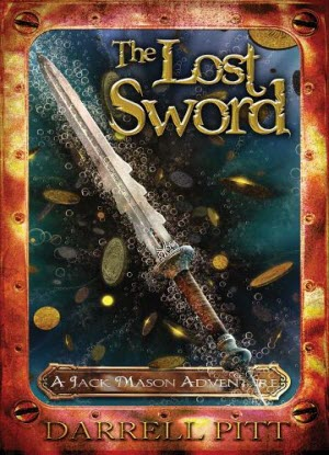 A Jack Mason Adventure:  5 - The Lost Sword