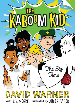 The Kaboom Kid:   5 - The Big Time