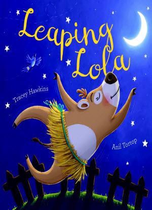 Leaping Lola