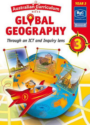 Australian Curriculum Global Geography:  3