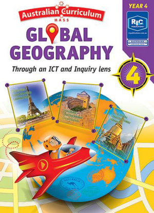 Australian Curriculum Global Geography:  4
