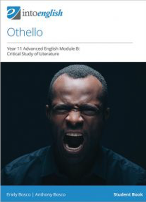 Into English:  Othello