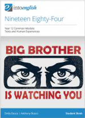 Into English:  Nineteen Eighty-Four - Student Book