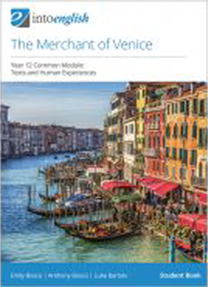 Into English:  The Merchant of Venice - Student Book