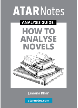 ATARNotes Analysis Guide: How to Analyse Novels