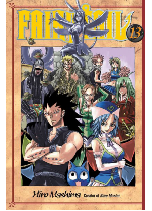 Fairy Tail: 13