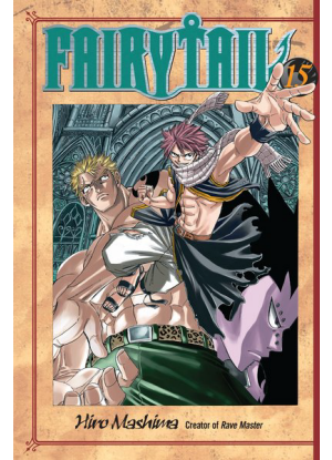 Fairy Tail: 15