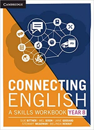 Connecting English:  8 - A Skills Workbook [Text + Digital Workbook]