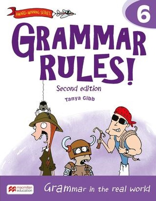 Grammar Rules!  6