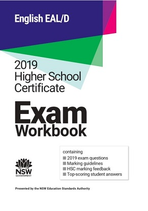 2019 HSC Exam Workbook:  English EAL/D