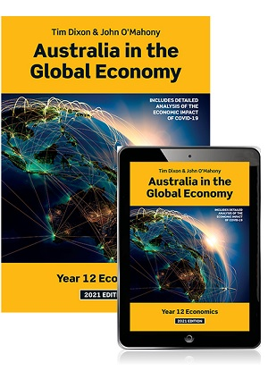 Australia in the Global Economy:  2021 [Text + eBook]