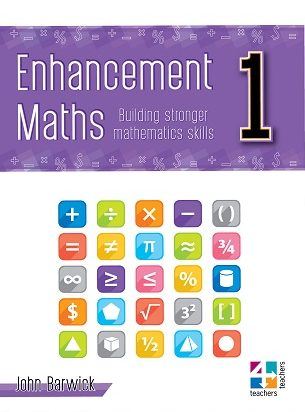 Enhancement Maths: Year 1