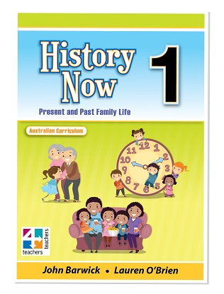 History Now:  Year 1 - Present and Past Family Life