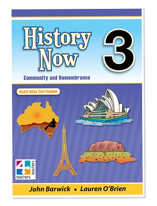 History Now:  Year 3 - Community and Remembrance