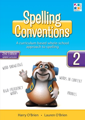 Spelling Conventions Book 2 2nd edition