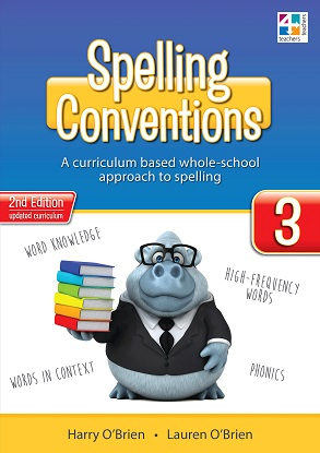 Spelling Conventions Book 3 2nd edition