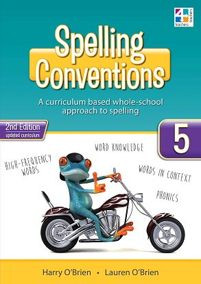 Spelling Conventions Book 5 2nd edition
