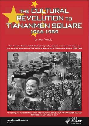 The Cultural Revolution to Tiananmen Square 1966-1989