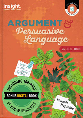 Argument & Persuasive Language [Text + 100-Page Bonus Digital Book] 2nd edition