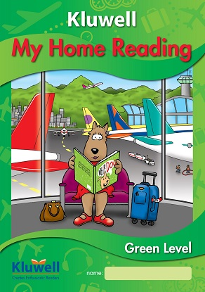 Kluwell My Home Reading Journal Green Level (Middle) 9/e
