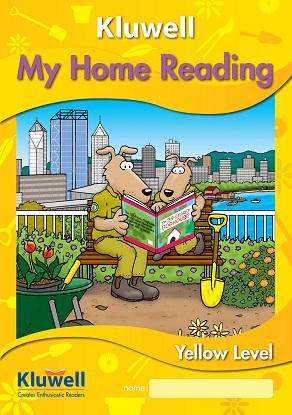Kluwell My Home Reading Journal Yellow Level (Junior) 9/e