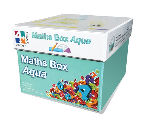 Maths Box Aqua: Years 5-6/7