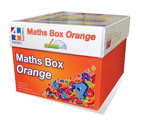 Maths Box Orange:  Years 3 - 4/5