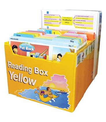 Reading Box Yellow