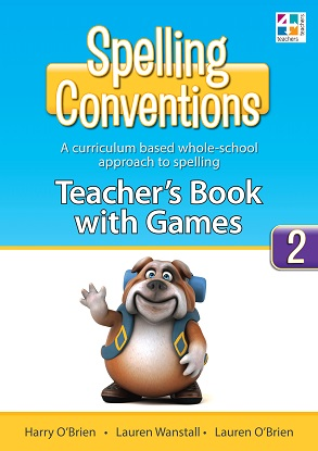Spelling Conventions Teachers Book with Games 2