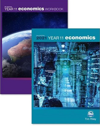 Year 11 Economics: 2021 Pack [Text + CD + Workbook]