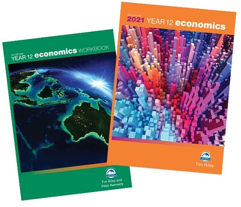 Year 12 Economics: 2021 Pack [Text + CD + Workbook]