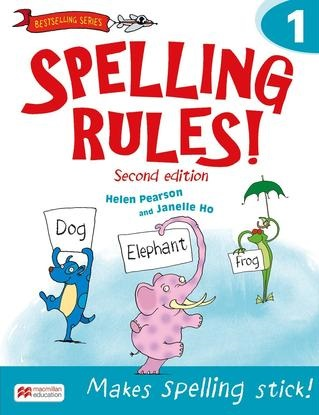Spelling Rules!   1 - Student Book