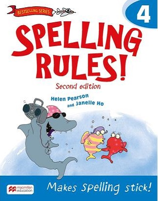 Spelling Rules!   4 - Student Book