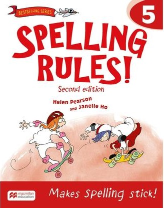 Spelling Rules!   5 - Student Book