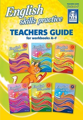 English Skills Practice Teachers Guide - Year 1 to Year 6