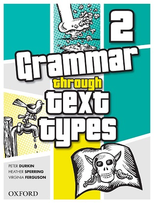 Grammar Through Text Types 2