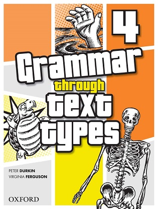 Grammar Through Text Types 4