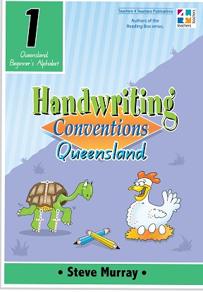 Handwriting Conventions Queensland 1